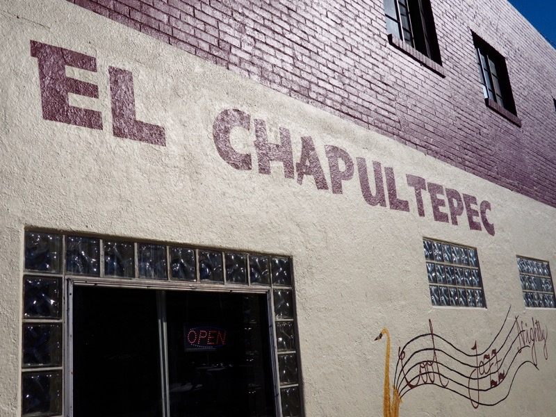 El Chapultepec is a Denver landmark. This family owned bar/restaurant still serves up jazz.