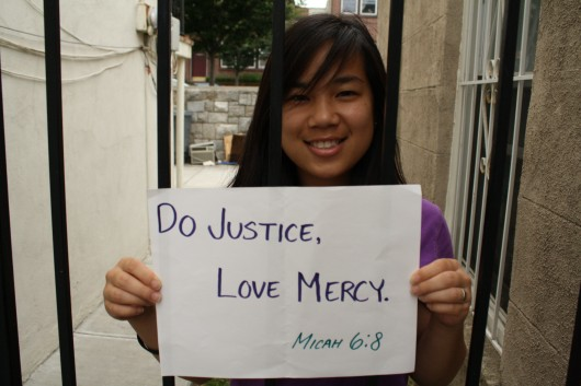 Do Justice, Love Mercy