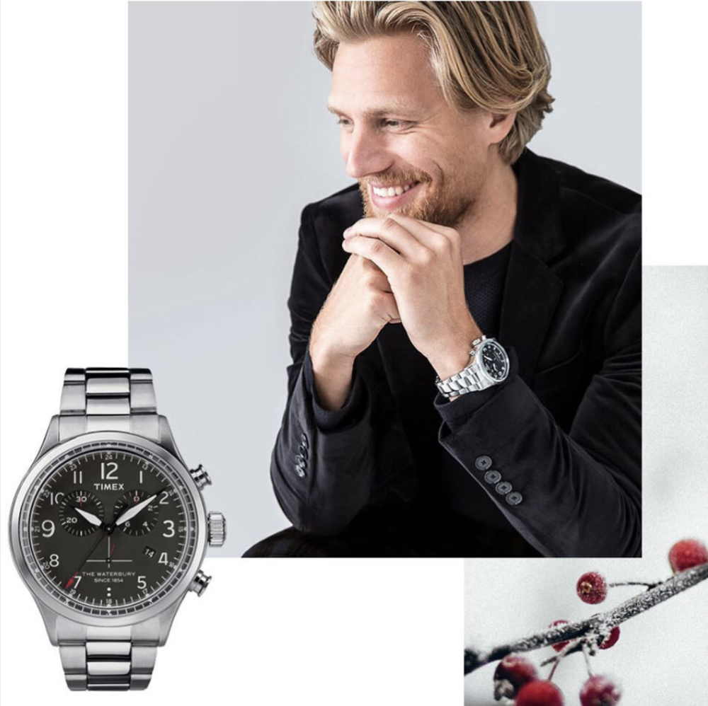 Daniel Lonnstrom Timex