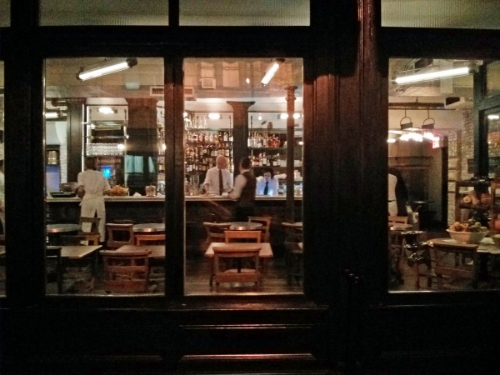 NEW YORK EATER  November 20, 2014   Via Carota, the Joint Project From Jody Williams and Rita Sodi, Is Now Open in the West Village