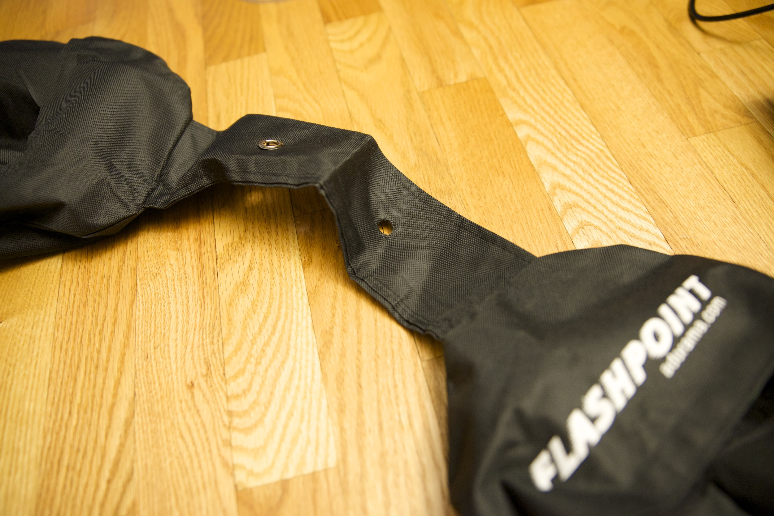 Broken Flashpoint Water Bottle Weight Bag