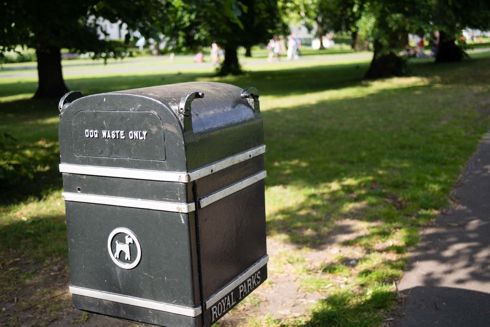 FUN FACT: The Royal Observatory rubbish bins are well known to have the best quality paint in all the Commonwealth.