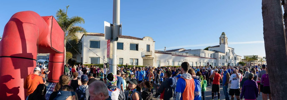 santa cruz marathon 4.23.15 panorama