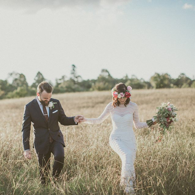 Sydney wedding styling