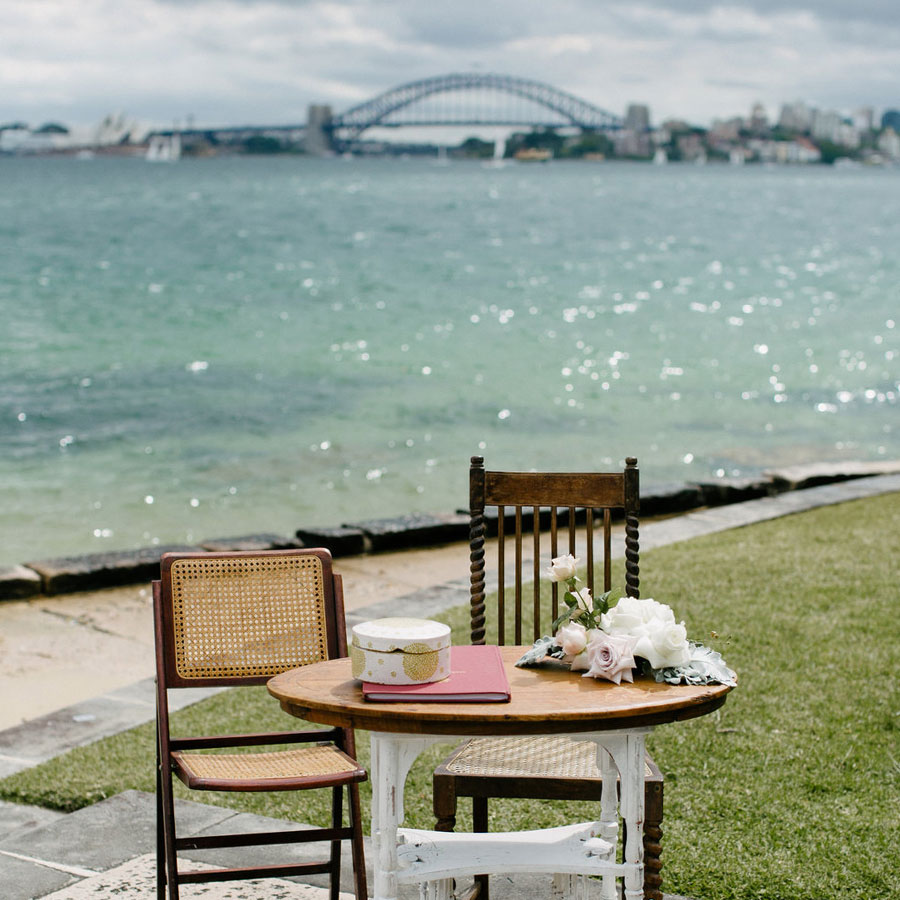 Dsm Keukens Natalia : Sydney Wedding Styling, Props & Flowers George & Smee