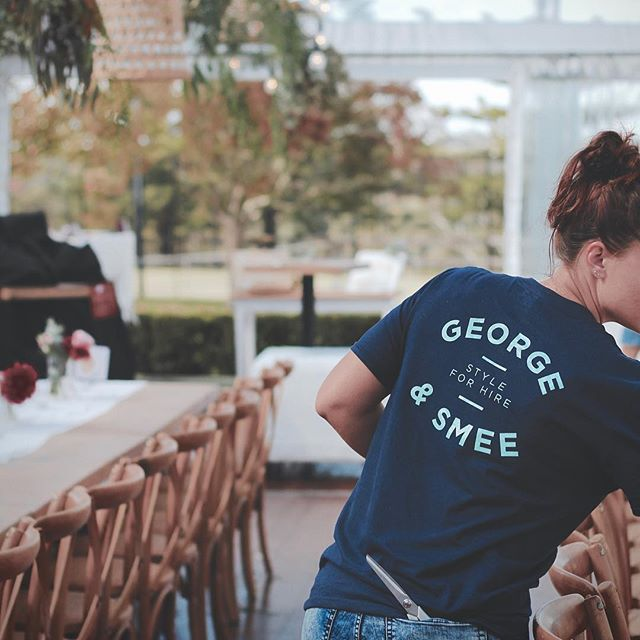 Team George and Smee⠀ •⠀ Creators of style and all things gorgeous. Contact our stylist Brittney today to discuss all things beautiful. ⠀ #createdbygands 📸 @olliekhe