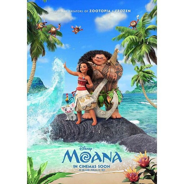 Moana at the #paraburdoodrivein tonight!