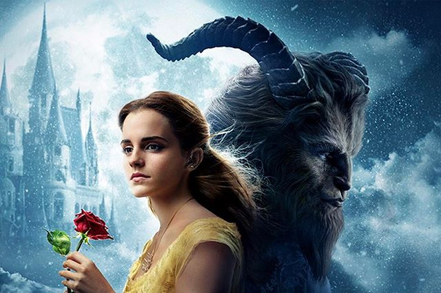 First up tonight at the #paraburdoodrivein is Beauty and the Beast