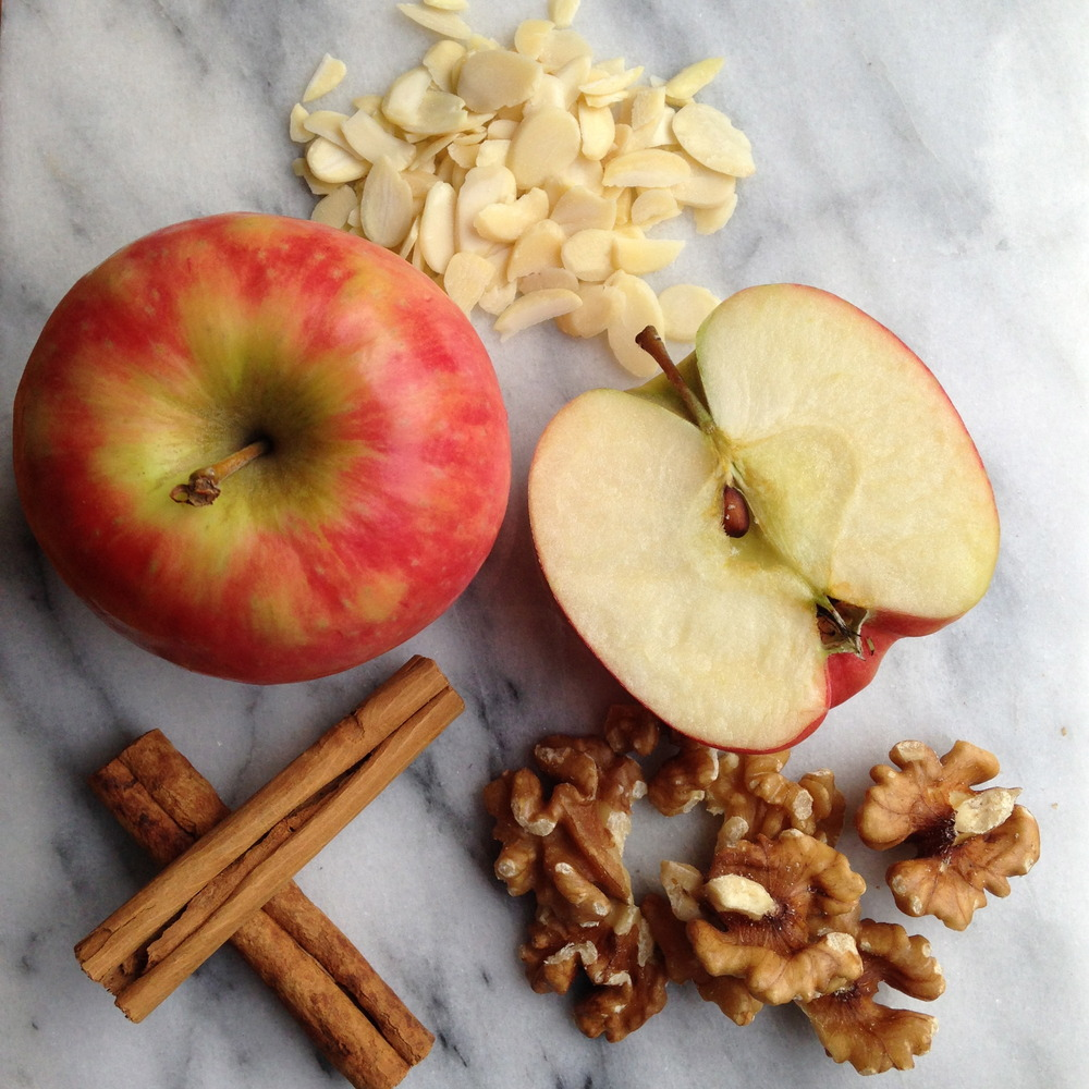 Apples & nuts