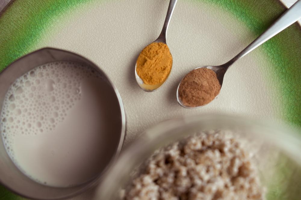Porridge spices