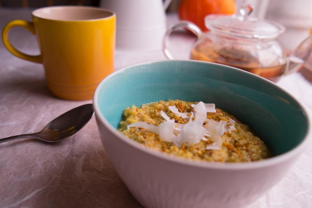 Spiced porridge