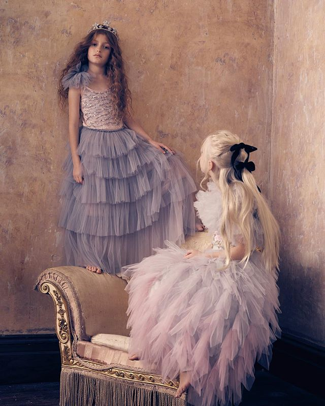 'The age of innocence' collection launch for @tutudumonde launched today! Was a little something I worked on last year. Congratulations @andrearembeck .. Completely divine! What all little girls dreams are made of (and I mean we all have a little girl in us still dreaming of dress ups with girlfriends!) 💫💫💫 Concept/Art Direction By me @curated_by Photography @hayleysparksphotography HMU by @vicanderson 💕💕👏🏻👏🏻👏🏻⚡️💫