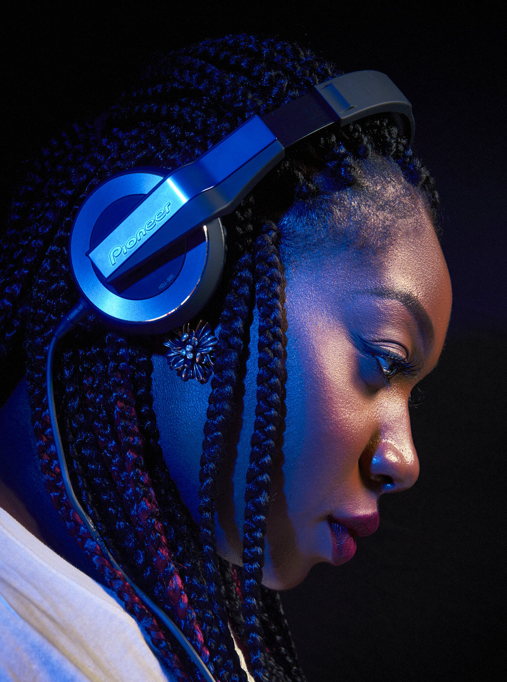 DJ FYO | Portrait