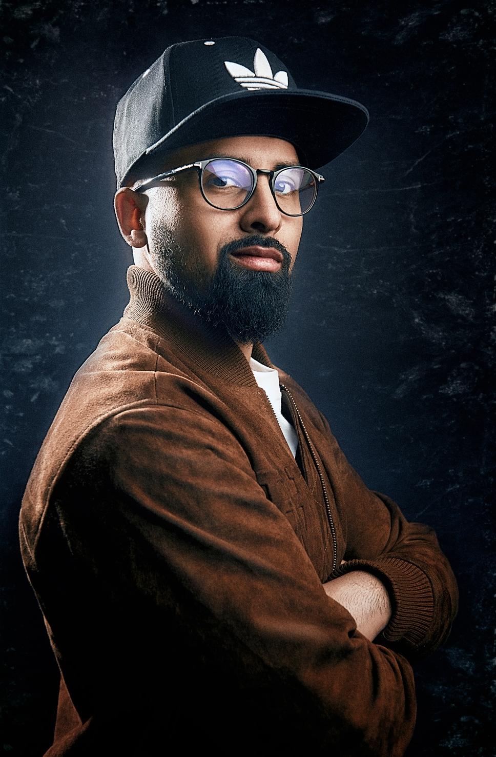 DJ Pedro Suave | Portrait