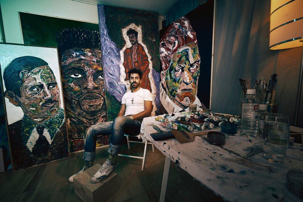 Okasha | Artist