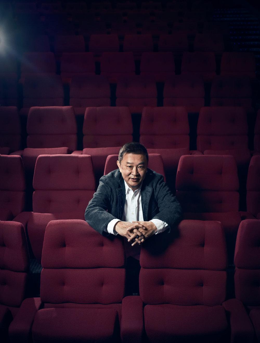 Tony Ching Siu-Tung   BAFTA