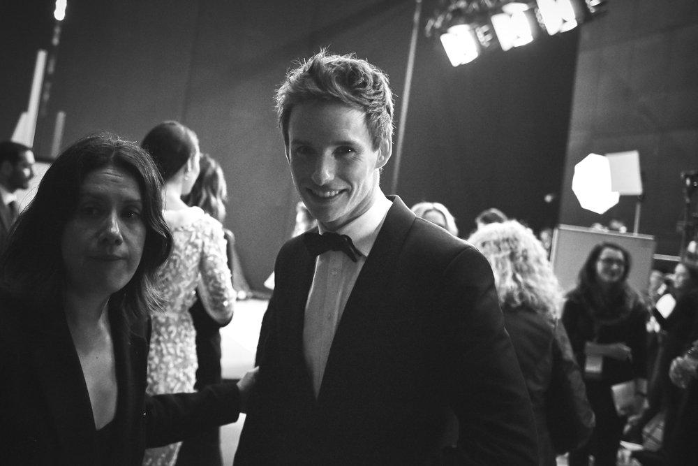 BAFTA Film Awards | 2016 BTS