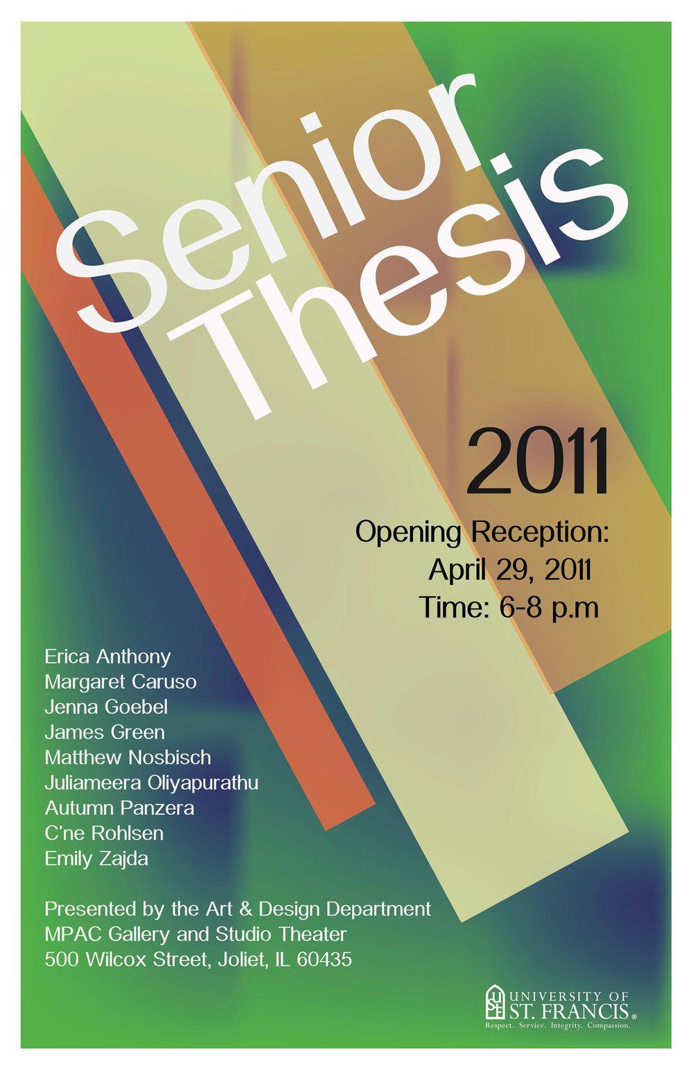 Poster design workshop - Poster Design