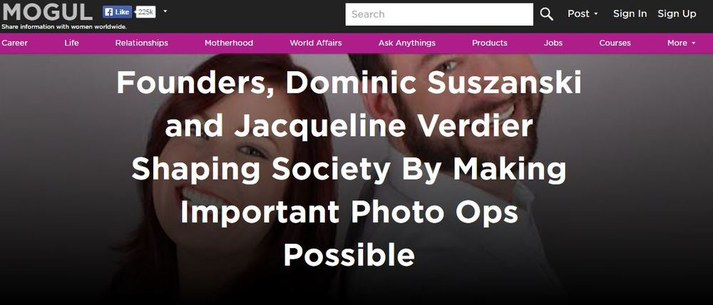 On Mogul Verdier Suszanski Selfie On A Stick