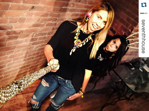 Erickson Beamon Selfie On A Stick Sparkling Custom Selfie Stick