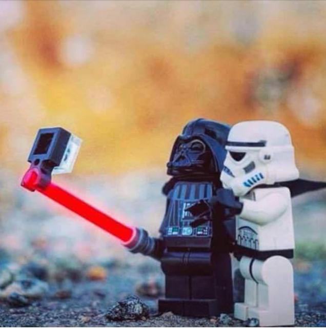 Star Wars Selfie Stick