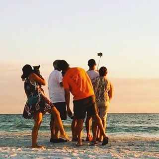 We can't wait for summer nights on the beach. #Selfie #Selfwe #SelfieOnAStick #SelfieStick #Selfwestick #summer #beach