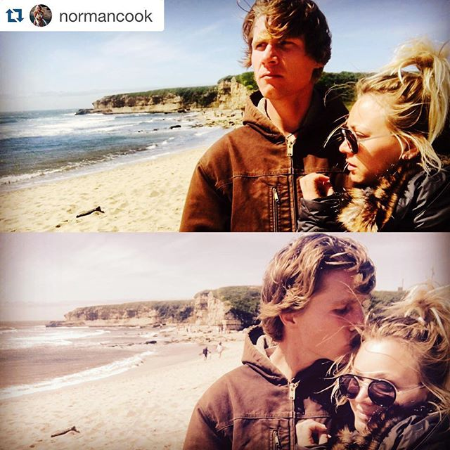 #Repost @normancook, we couldn't agree with @kaleycuocoofficial more ・・・ #tbt We absolutely mastered the ways of the #selfiestick 😊🕶☀️🌊