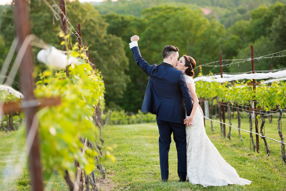 Fibia + Rob | Montaluce Winery & Estates