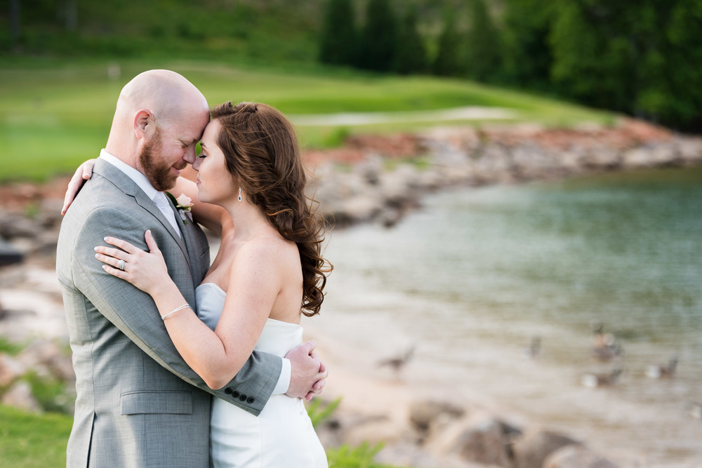 Adrienne + Josh | Lake Lanier Islands