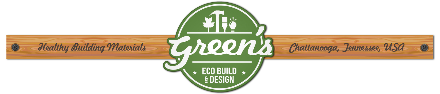 Green's Eco Build & Design | Healthy Home Improvement | Green Building & Remodeling Supplies | Eco-Friendly & Non-Toxic