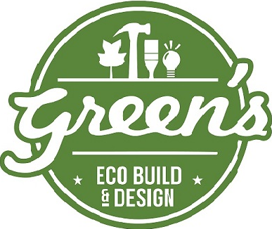 Green's | Healthy Home Improvement | Green Building | Eco-friendly | Sustainable | Non-toxic