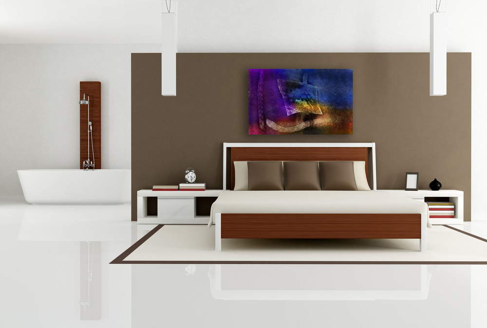 Dystopian - Large Canvas Art Display