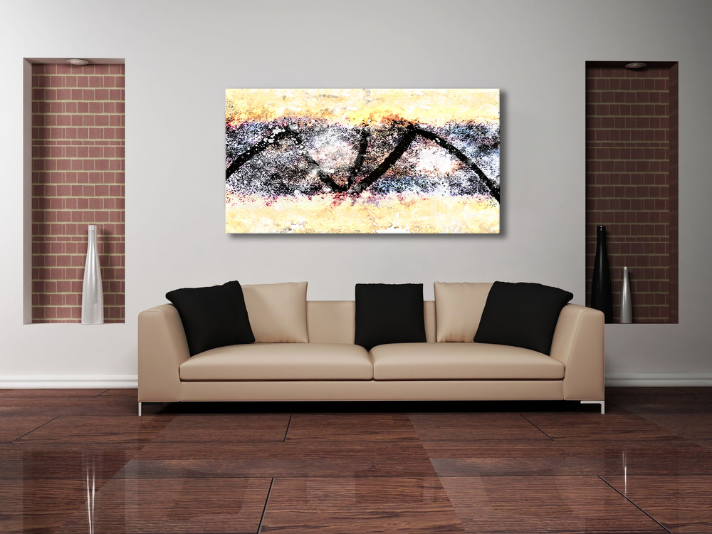 Light Sprinkle - Large Canvas Art Display
