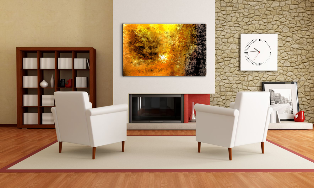 Wall - Large Canvas Art Display