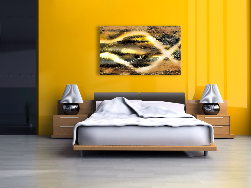 Higgs Boson - Large Canvas Art