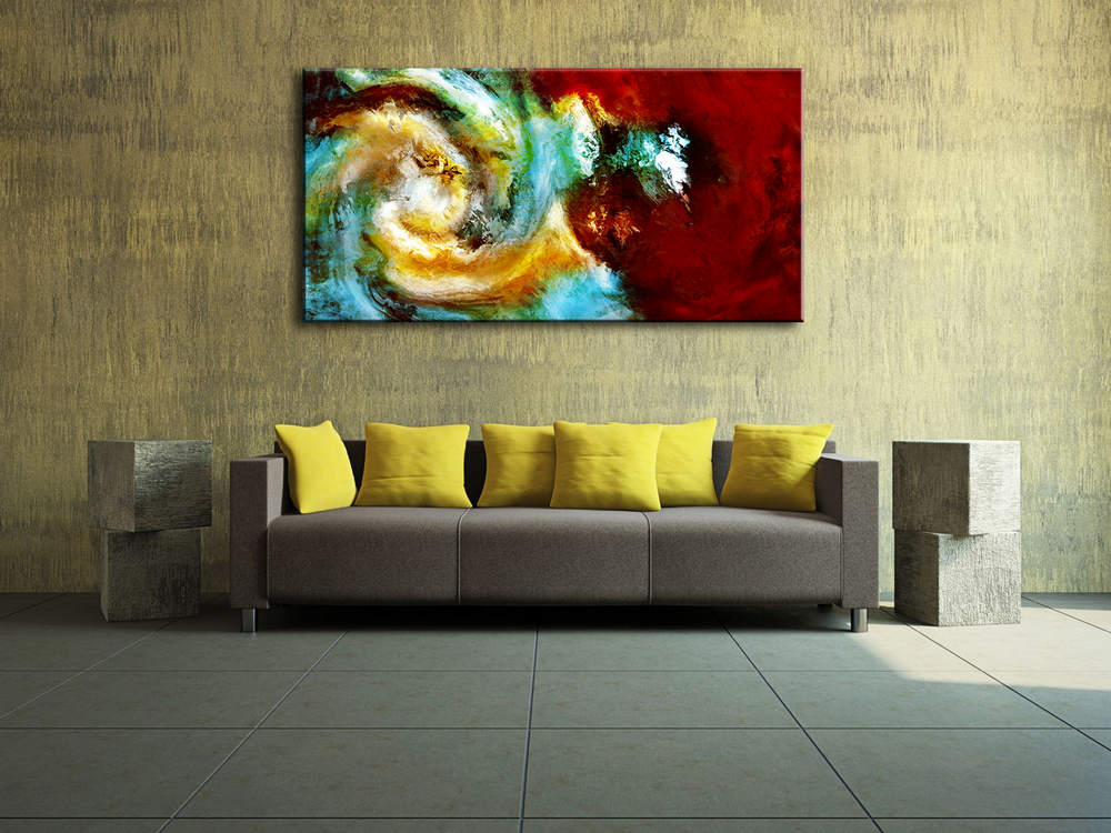 Resurrection - Large Canvas Art Display