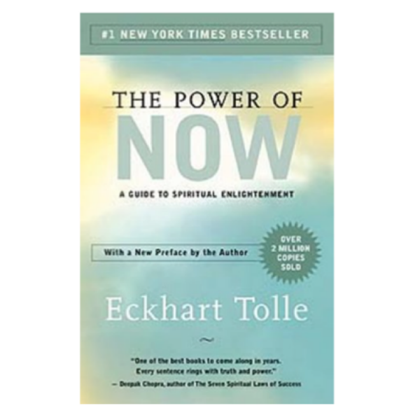 The Power of Now by Eckhart Tolle is one of my favourite books on the topic.