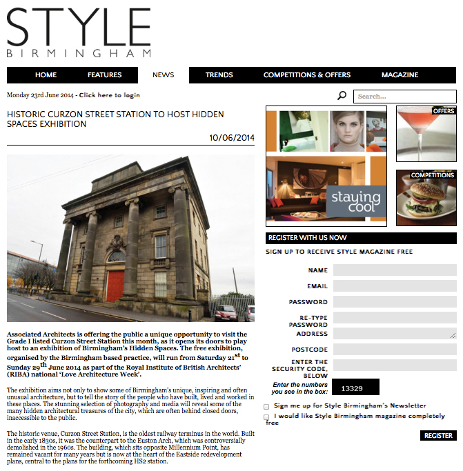 http://stylebirminghammag.com/pages/news/historic-curzon-street-station-to-host-hidden-spaces-exhibition/