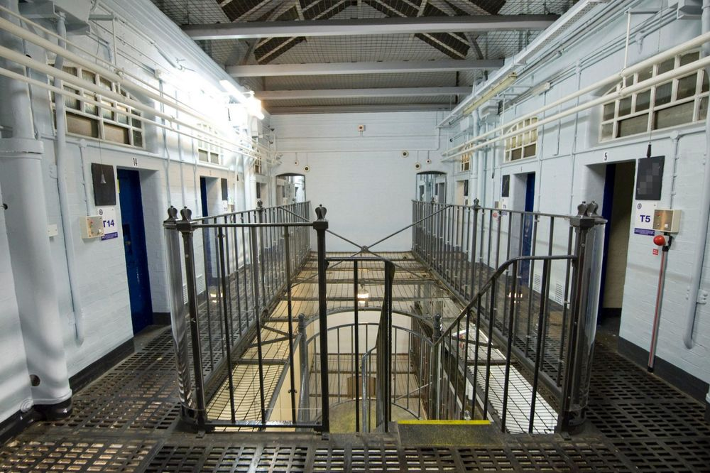 Steelhouse Lane Custody Suite