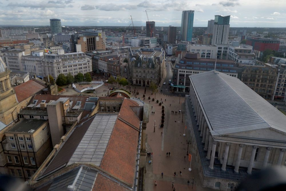Image: Adam Fradgley, Exposure; Birmingham Post