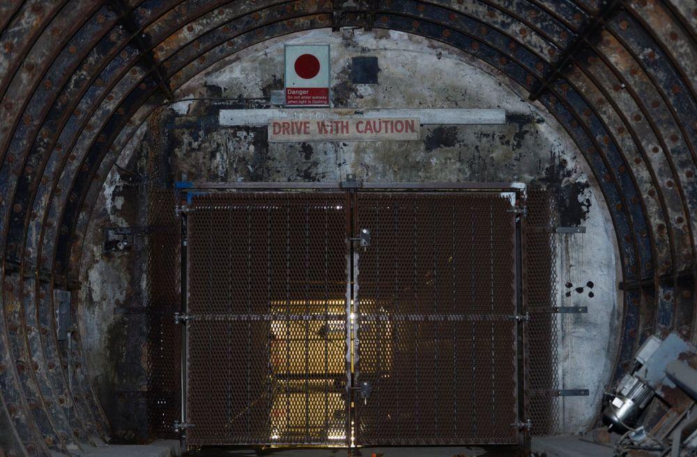 Mailbox Tunnel