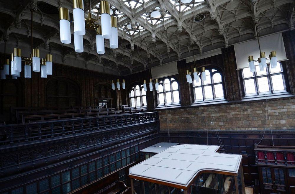 Inside Court 1