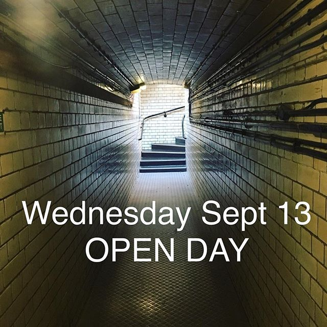 Steelhouse Lane is opening its doors again. Grab a ticket now before they all go. Link in the bio! // #architecture #brum #birmingham #lockup #event #hiddenbrum #steelhouselane