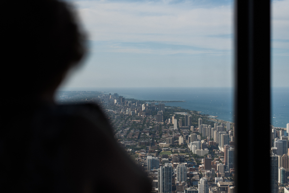 Chelsea Bliefernicht | Skydeck | Chicago Photographer