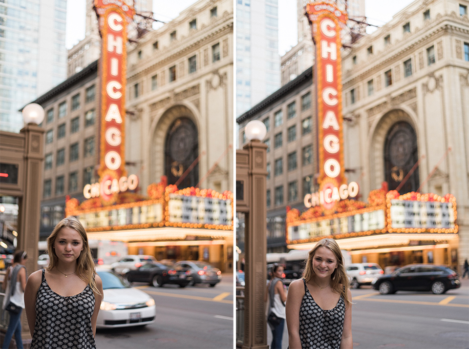 Chelsea Bliefernicht | Chicago Theater | Chicago Photographer