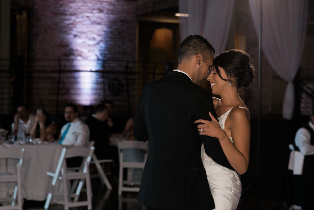 Prairie Street Brewhouse Wedding Photography