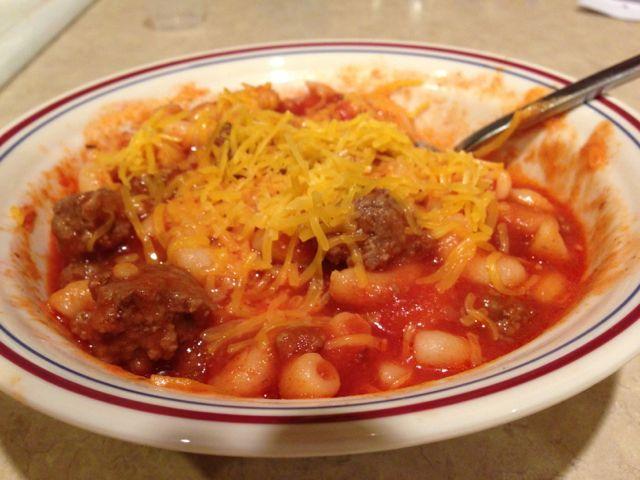 how to make soup macaroni