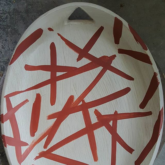 We are getting on @coleypierce 's 🔺️ craze.  #betterlatethannever #thestrongestshape #pottery #handbuiltpottery