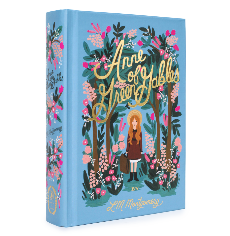 Anne of Green Gables Book, $16