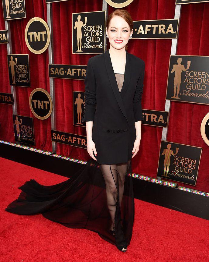{Emma Stone in Dior}
